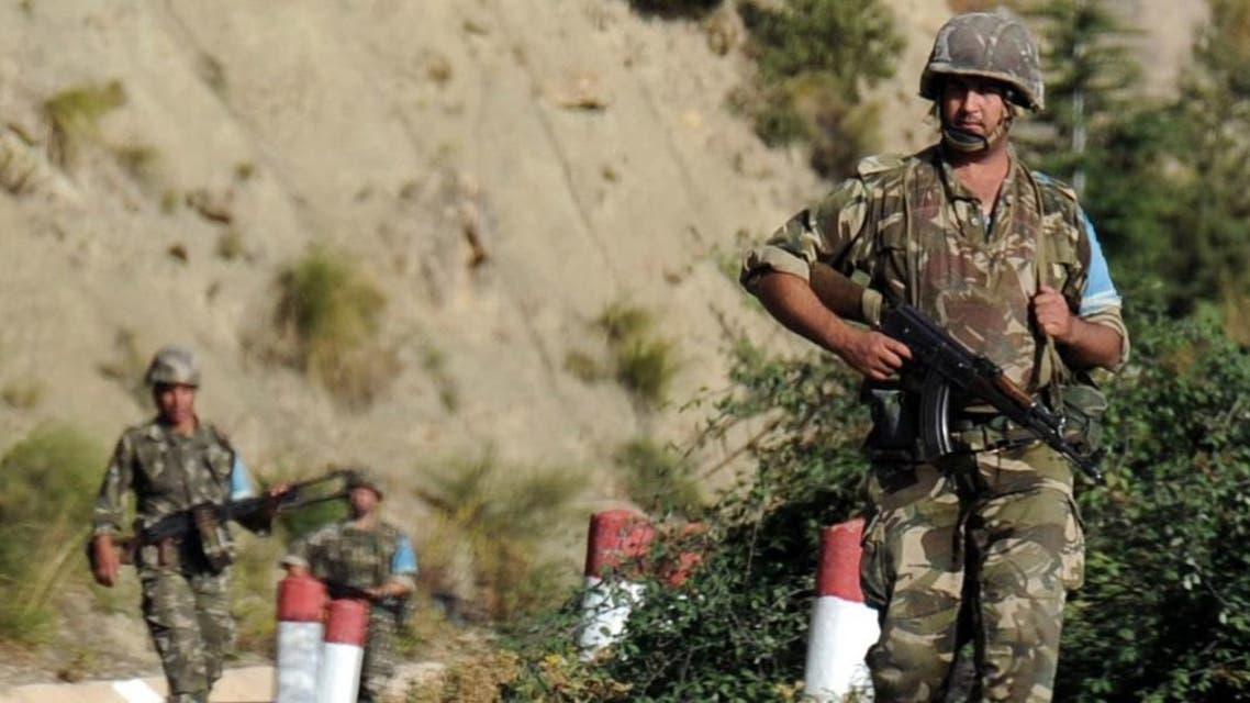 Algeria Troops (AFP)