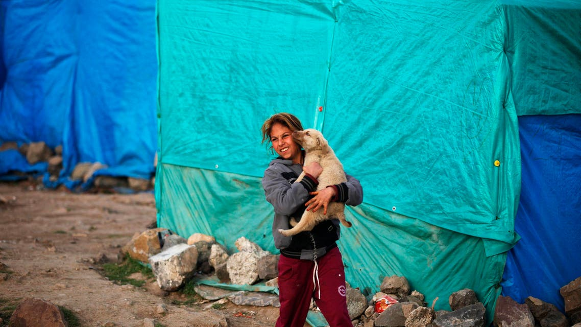 Kilis, home to some 110,000 Syrian refugees, was recently nominated for the Nobel Peace Prize. (Reuters)