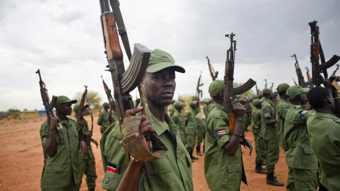 """""""On our side we lost six comrades and 18 others were wounded,"""" rebel spokesman Arnu Lodi said in a statement late on Friday (File Photo: AP)"""