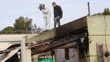 Muslim prayer hall set on fire on French island of Corsica