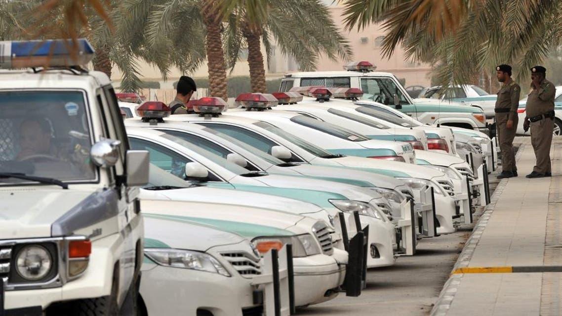 Saudi, Police (AFP)