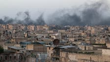 Syrian opposition: Stop Aleppo violence