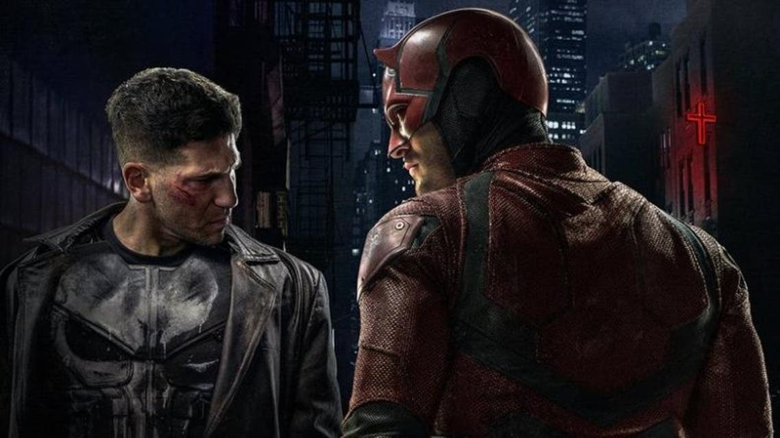 The Punisher/Daredevil (Marvel)
