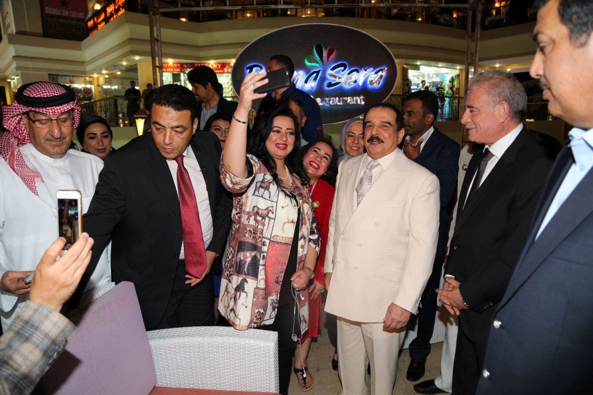 The king also met locals and visited some of the city's fresh attractions. (BNA)