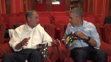 President Obama stars in his own farewell video: 'Couch Commander'