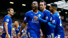 Leicester champagne on ice, City crash at Southampton