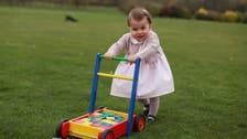 New Princess Charlotte photos mark first birthday