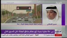 'Ruba' to hit Saudi bringing rain, sandstorm