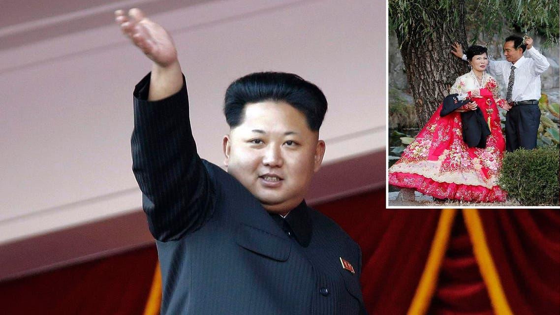 north korea weddings kim jong un