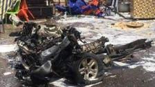 عراق : خودکش کار بم دھماکا ، 4 شیعہ زائرین ہلاک متعدد زخمی