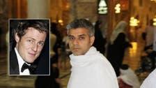 لندن میئر: غُربت میں پلا صادق خان ارب پتی یہودی پر حاوی!