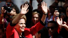 Brazil's Rousseff rallies anti-impeachment crowd