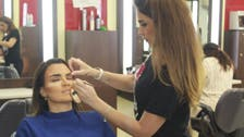 The make-up artists who take the 'shine' from presenters