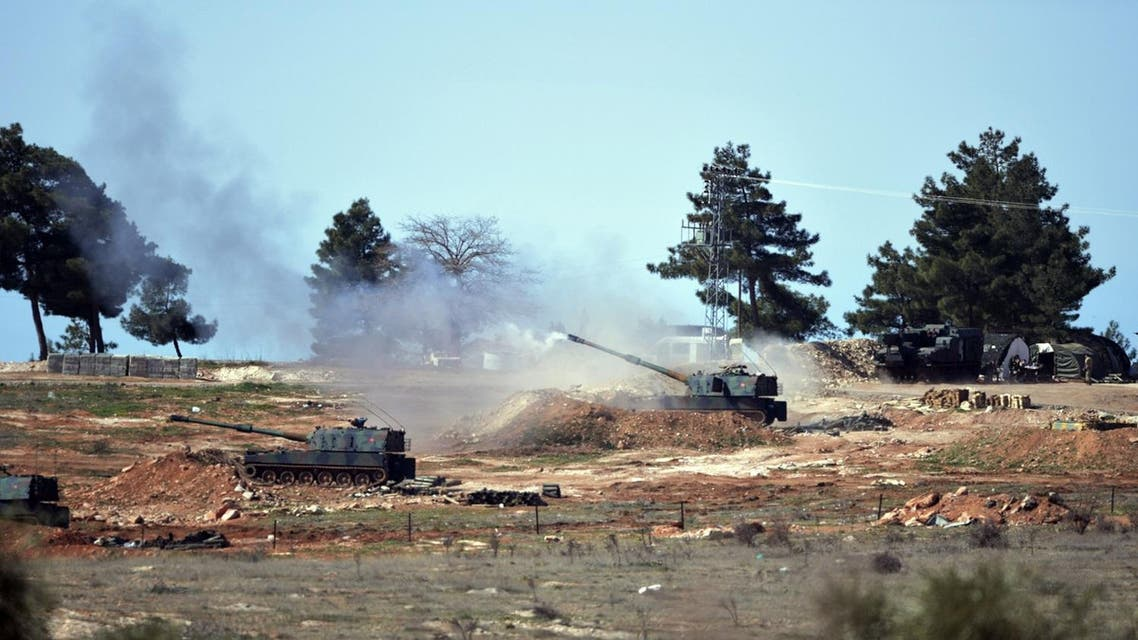 The border town of Kilis and surrounding area has been hit frequently by rocket fire from ISIS-controlled Syrian territory in recent months, killing civilians. (File photo: AP)