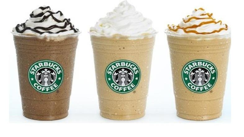 Cold Non Coffee Drinks At Starbucks