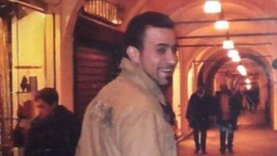 محمد باهر صبحى المصرى المقتول فى نابولى – نقلا عن وسائل الإعلام المصرية