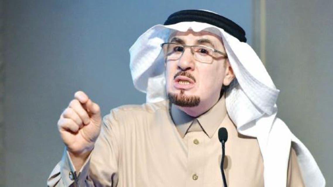 وزير العمل السعودي مفرج بن سعد الحقباني