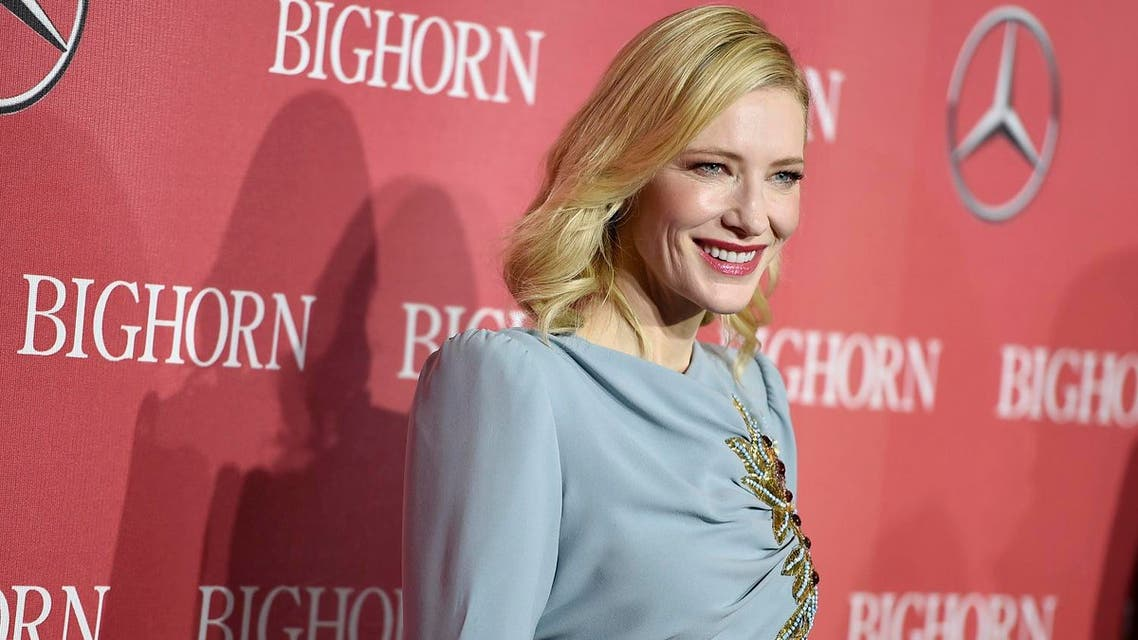 UNHCR said Cate Blanchett has been working closely with UNHCR for over a year to raise awareness about the forcibly displaced. (File photo: AP)
