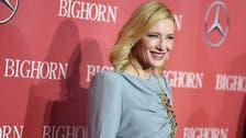 Cate Blanchett named goodwill ambassador for UN refugees