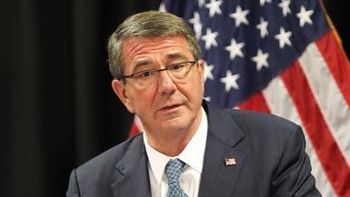 كارتر: التحالف يسعى إلى تدمير داعش في سوريا والعراق
