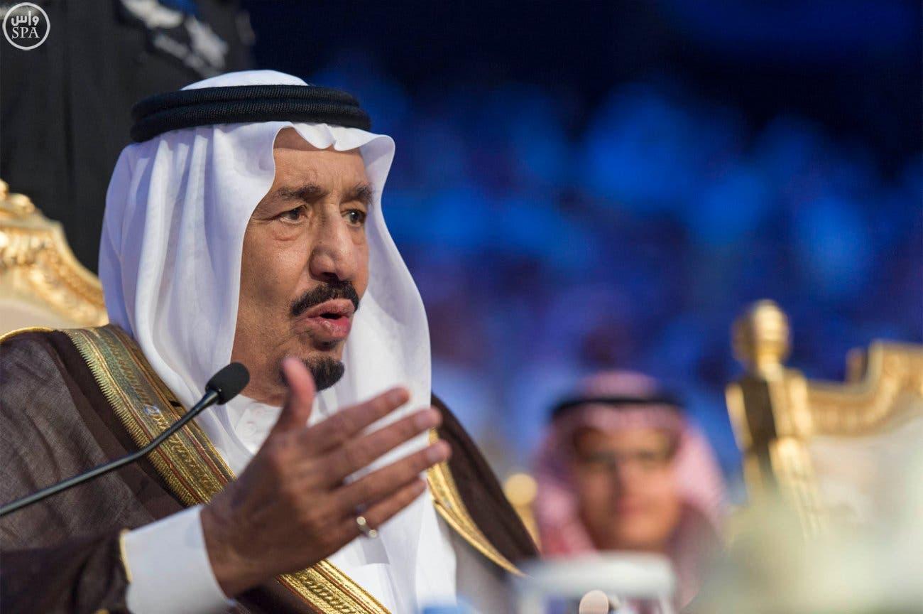 King Salman has made a habit of attending all his son's graduation ceremonies. (Photo courtesy: Bandar al-Jaloud)