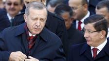 Turkish PM under pressure as rift with Erdogan deepens