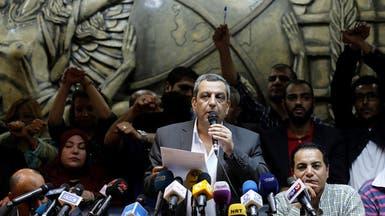اجتماع طارئ لمجلس نقابة صحافيي مصر بعد حكم حبس قلاش
