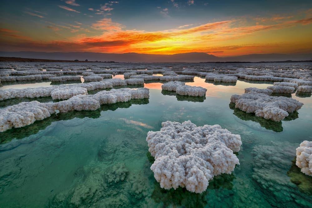 jordan dead sea shutterstock