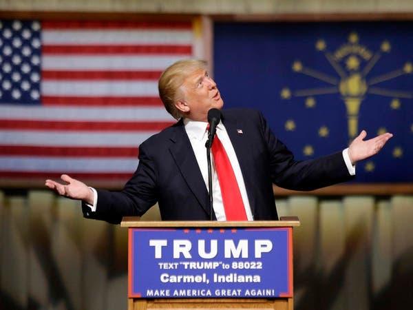 ترامب مرشحاً للجمهوريين بسباق الرئاسة