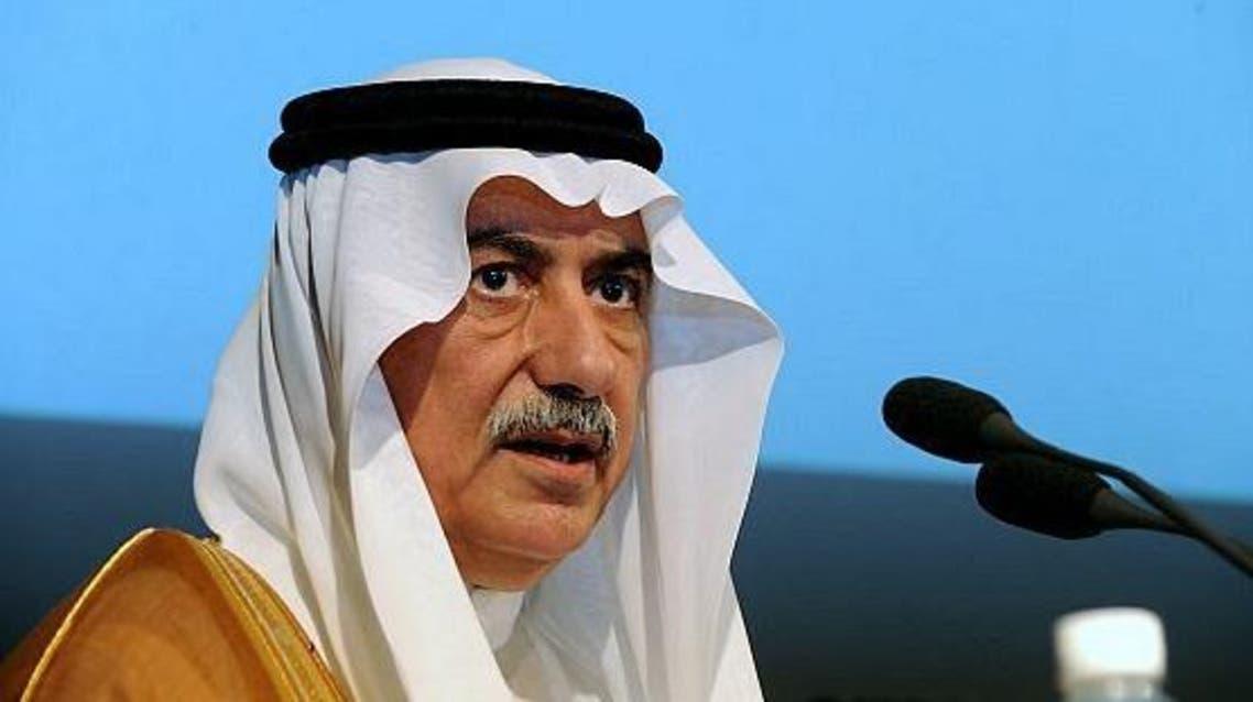 ابراهيم العساف، وزير المالية السعودي