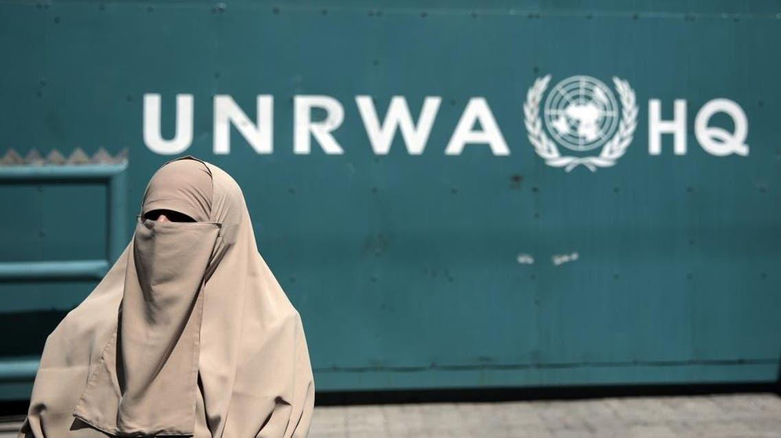 UNRWA (AP)