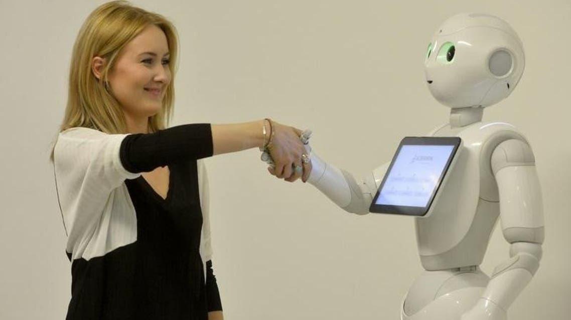 Robot روبوت