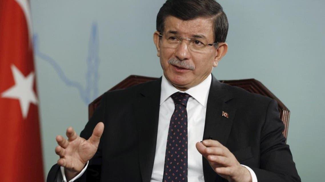 Ahmet Davutoglu (Reuters\)