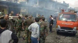 روسيا تسعى لخفض التوتر في حمص بوساطة مصرية