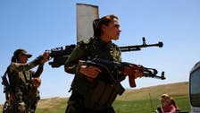 Yazidi women leave behind lives, family to fight ISIS