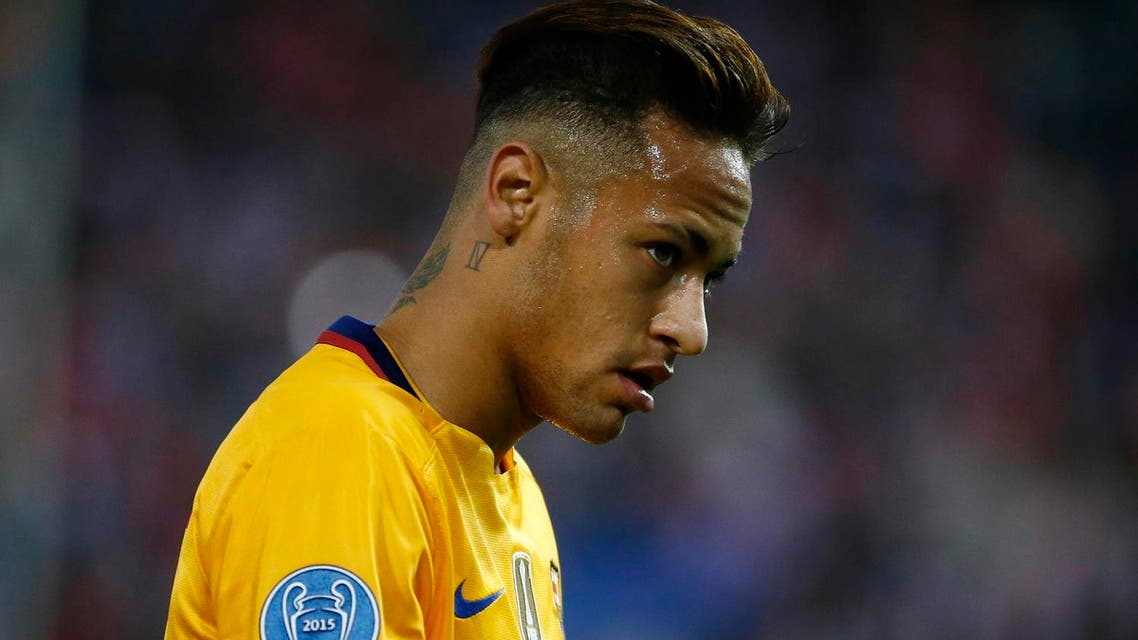 Brazil coach Dunga accepted the Catalan club's request to use Neymar either at the Copa America or at the Rio de Janeiro Olympics in August, and the Olympics won. (Reuters)
