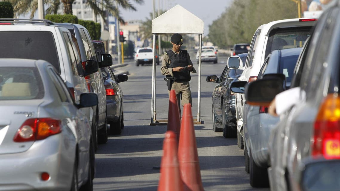 saudi police reuters