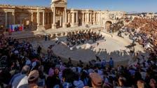 روسيا تعزف سيمفونيات في تدمر على جثث السوريين