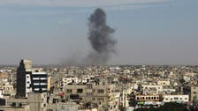 Israel bombs Gaza strip over incendiary balloons: Military