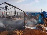 المجتمع الدولي يدين قصف مخيم النازحين بإدلب والأسد ينفي