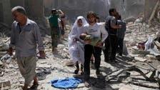 UN tells states to stop Syria war crimes