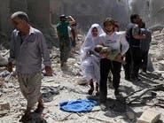 من جديد.. طيران النظام يستهدف مستشفى بريف حلب