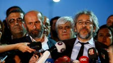 Turkish journalists jailed for five years, hours after courthouse attack