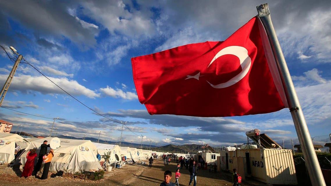 Turkey flag AP