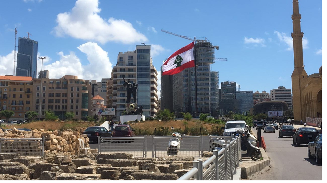 Martyrs Square Beirut (Tarek Ali Ahmed)