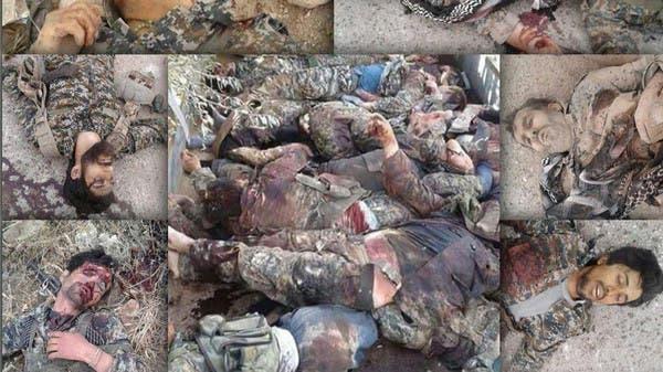 دهها نیروی ایرانی و افغان در حومه حلب کشته یا اسیر شدهاند
