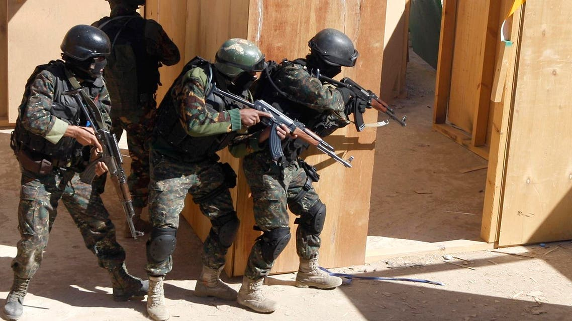 U.S. special operations forces are expanding their training of the Yemeni military as the Obama administration broadens its program to counter terrorism in countries reluctant to harbor a visible American military presence in 2010. (File photo: AP)
