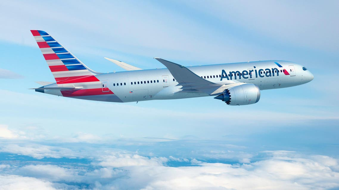 American Airlines confirms that the woman expressed suspicions about University of Pennsylvania economics professor Guido Menzio. (Photo courtesy: AA)
