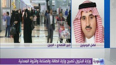 خبير: دمج الطاقة والصناعة ينسجم مع رؤية السعودية 2030