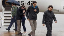 Journalists held in Syria for 10 months return to Spain